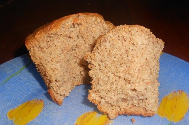 muffins sans gluten amande